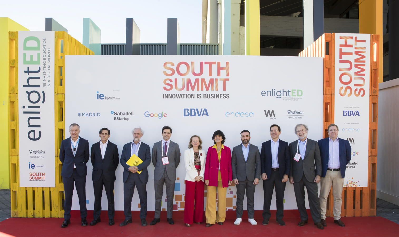 South Summit 2019 Mapa Emprendimiento