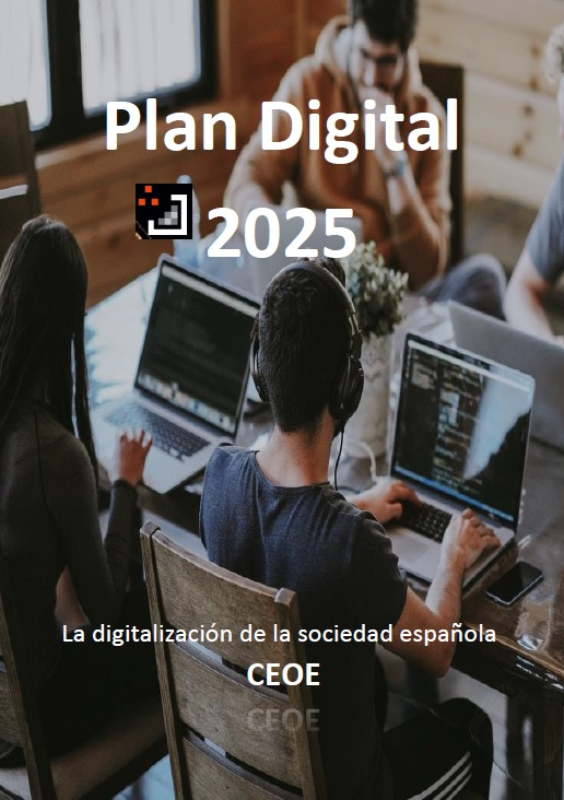 Plan Digital 2025 de la CEOE